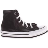Scarpe Bambino Sneakers alte Converse 666391C-UNICA - CHUCK TAYLOR A  Nero