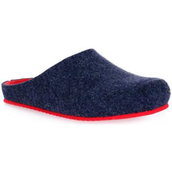 Scarpe Donna Pantofole Grunland BLU EURO Blu