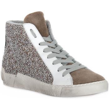 Scarpe Donna Sneakers alte At Go GO CALIFORNIA TORTORA Beige