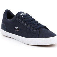 Scarpe Uomo Sneakers basse Lacoste Lerond Blu marino
