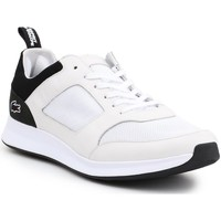 Scarpe Uomo Sneakers basse Lacoste Joggeur Bianco, Nero