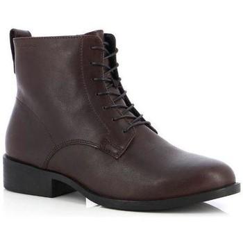 Scarpe Donna Stivaletti Vagabond Shoemakers Stivaletti Cary Espresso Brown