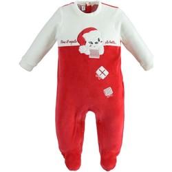 Abbigliamento Unisex bambino Tuta jumpsuit / Salopette Ido 41173 Rosso/panna