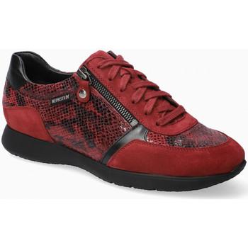 Scarpe Donna Sneakers basse Mephisto MONIA Rosso