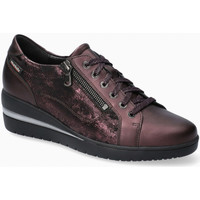 Scarpe Donna Sneakers basse Mephisto PATSY Rosso
