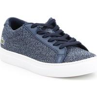 Scarpe Donna Sneakers basse Lacoste L 12 12 317 7-34CAW0017003 blue