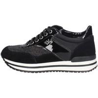 Scarpe Donna Sneakers basse Lumberjack SW04805-010 NERO