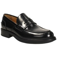 Scarpe Uomo Mocassini Bryan Shoes Mocassino in pelle Nero Nero