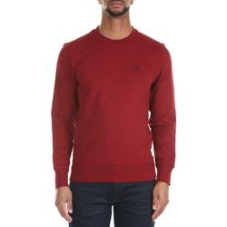 Abbigliamento Uomo Felpe Cp Company 07CMSS001A005086W-576 SCOOTER Rosso