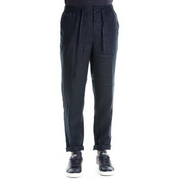 Abbigliamento Uomo Chino Selected 16067386 - Dark Sapphire Blu