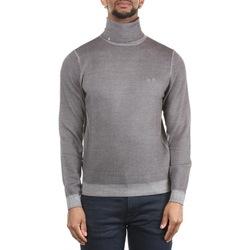 Abbigliamento Uomo Maglioni Sun68 K29118-91 Acciaio Grigio