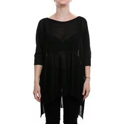 Abbigliamento Donna Top / Blusa Manila Grace MILA - MD612 Nero Nero