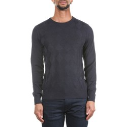 Abbigliamento Uomo Maglioni Selected 16069393 - Dark Sapphire Blu
