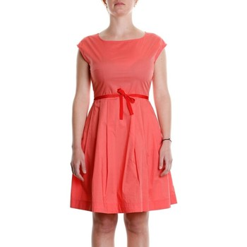 Abbigliamento Donna Abiti corti Woolrich WWABI0398 - 504 Coral Rosa