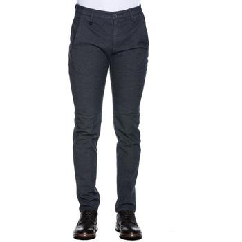 Abbigliamento Uomo Pantaloni da completo Heaven Two HE1614-TH511-BERT - 130 Grigio