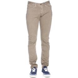 Abbigliamento Uomo Jeans slim Jeckerson PA79XT22331 7096 - Cammello Bianco