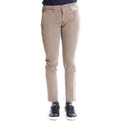 Abbigliamento Uomo Pantaloni Jacob Cohen Lion 6225 - 909 Beige Bianco