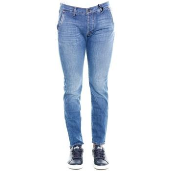 Abbigliamento Uomo Jeans slim Roy Rogers ELIAS NICK - Denim Blu