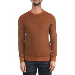 Abbigliamento Uomo Maglioni Selected 16063655 - Caramel Café Marrone
