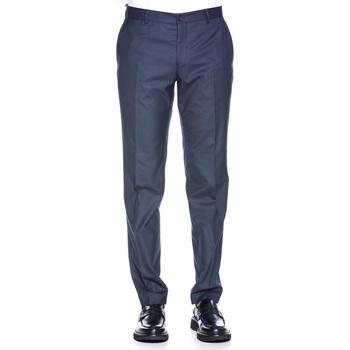 Abbigliamento Uomo Pantaloni da completo Premium 12095024 - Blu Blu