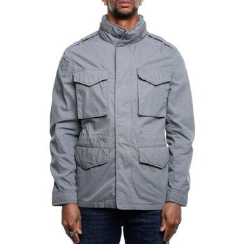 Abbigliamento Uomo giacca a vento Premium 12146652 - Sedona Sage Grigio