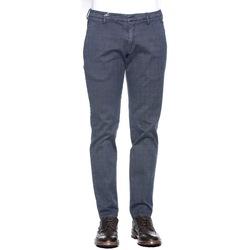 Abbigliamento Uomo Chino Michael Coal MC102 BRAD 2328 - 10 Blu Blu