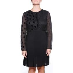Abbigliamento Donna Abiti corti Manila Grace A025CP - MD612 Nero