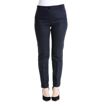 Abbigliamento Donna Chino Emme Marella 51310395 - 003 Navy Blu