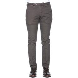 Abbigliamento Uomo Chino Michael Coal MC102 JUSTIN 2351 - 14 Marrone Marrone