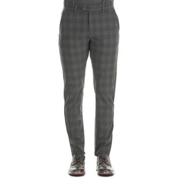 Abbigliamento Uomo Pantaloni da completo Premium 12160583 - 32 - Dark Grey Grigio