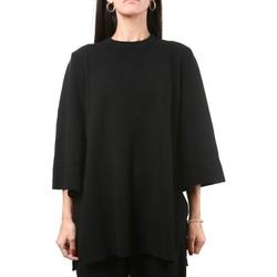 Abbigliamento Donna Maglioni Manila Grace M074WU-MD500 Nero Nero