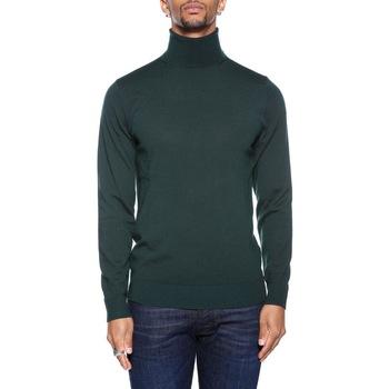 Abbigliamento Uomo Maglioni Premium 12113489 - Scarab Verde