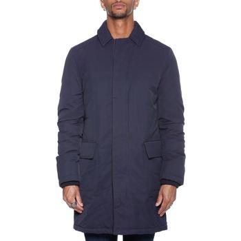 Abbigliamento Uomo Cappotti Duvetica 1092U495000 - 770 Blu Blu