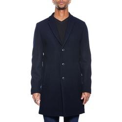 Abbigliamento Uomo Cappotti Premium 12136816 - Navy Blu