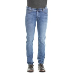 Abbigliamento Uomo Jeans slim Roy Rogers A19RSU000D3171091 - Denim Blu