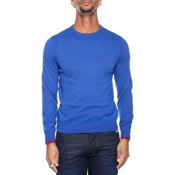 Abbigliamento Uomo Maglioni Sun68 27152 - 58 Bluette Blu