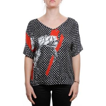 Abbigliamento Donna Top / Blusa Manila Grace C202VS - MD642 Arancio Arancio