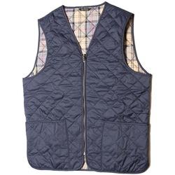Abbigliamento Uomo Gilet / Cardigan Barbour BAGIL0019-NY92 Navy Blu