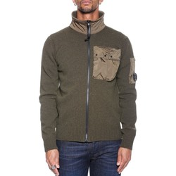 Abbigliamento Uomo Gilet / Cardigan Cp Company 05CMKN201A005107M - 659 Verde Verde