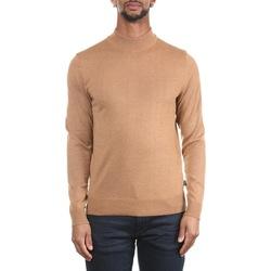Abbigliamento Uomo Maglioni Premium 12163157 - Tobacco Brown Bianco