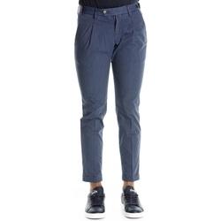 Abbigliamento Uomo Chino Michael Coal Frederick 2407 - 21 Blu Blu