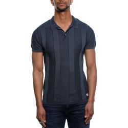 Abbigliamento Uomo Polo maniche corte Premium 12150866 - Navy Blazer Blu