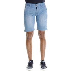 Abbigliamento Uomo Shorts / Bermuda Sun68 D19104 - 81 Sky Light Altri