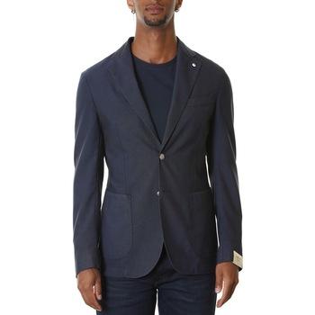 Abbigliamento Uomo Giacche / Blazer L.b.m. 1911 05822 2888 - 2 Blu Blu