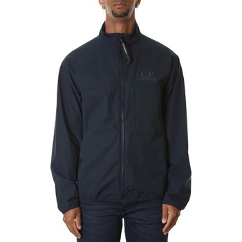 Abbigliamento Uomo giacca a vento Cp Company 08CMOW005A004117A-888 - TOTAL ECLIPSE Blu