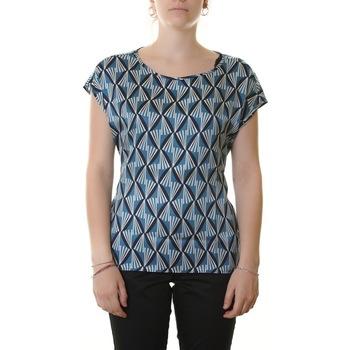 Abbigliamento Donna Top / Blusa Emme Marella 51111604000 003-BLU DELAVE Blu