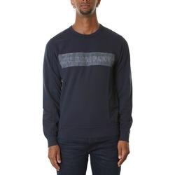 Abbigliamento Uomo Felpe Cp Company 08CMSS134A005219H-888 - TOTAL ECLIPSE Blu