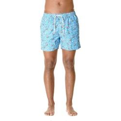 Abbigliamento Uomo Costume / Bermuda da spiaggia Mc2 Saint Barth LIG0003-HAWAII SURF 31 Altri