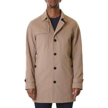 Abbigliamento Uomo Cappotti Selected 16071537-Sepia Tint Marrone
