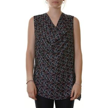 Abbigliamento Donna Top / Blusa Manila Grace C067VS MD560-BLU NAVY Blu